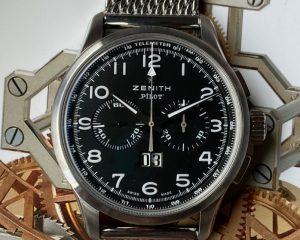 Zenith El Primero Big Date Special Chronograph 03.2410.4010/21.M2410