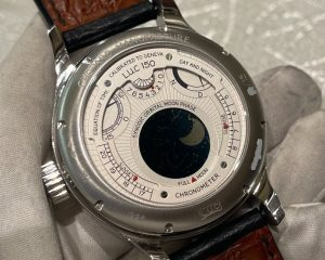 Chopard L.U.C. 150 All-in-one Grande Complication Limited Edition 15 Pcs Perpetual Calendar, Tourbillon, Power-reserve (7 Days), Moon-phase, Equation of time, Sunrise/Sunset Time Etc