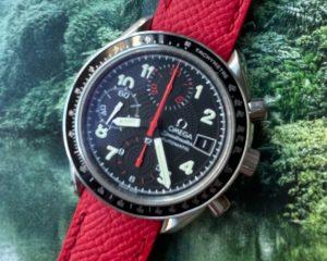 Omega Speedmaster Automatic Chronograph Date 3813.53.26